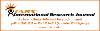 IIRJ - An International Refereed Research Journal